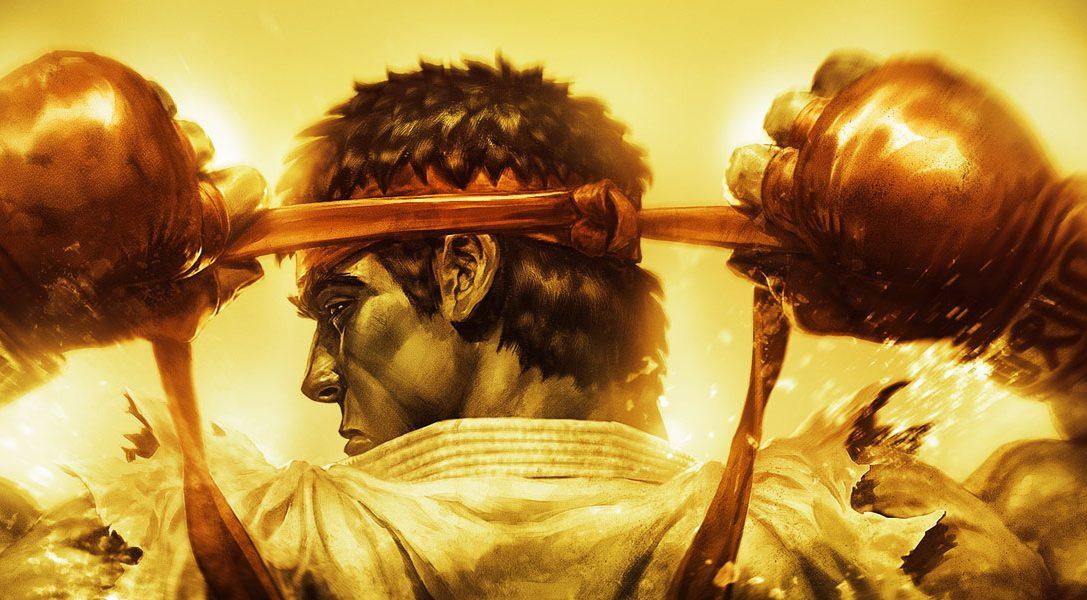 Ultra Street Fighter IV est disponible sur le PlayStation Store