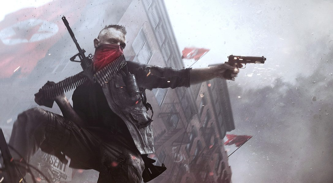 Techniques de guérilla urbaine et sabotages dans Homefront: The Revolution sur PS4