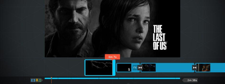 Mise à jour SHAREfactory demain : découvrez le nouveau thème The Last Of Us Remastered
