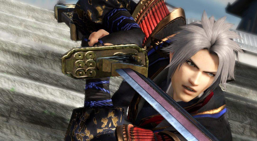 Samurai Warriors 4 arrive sur PS4 cet octobre