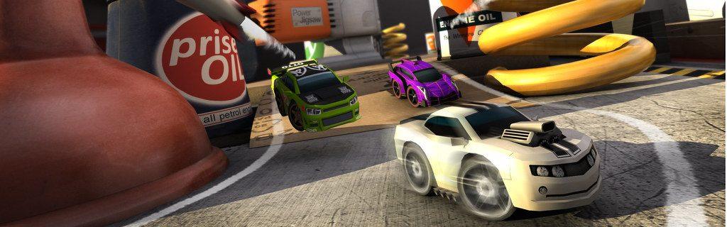Table Top Racing arrive en trombe sur PS Vita le mois prochain
