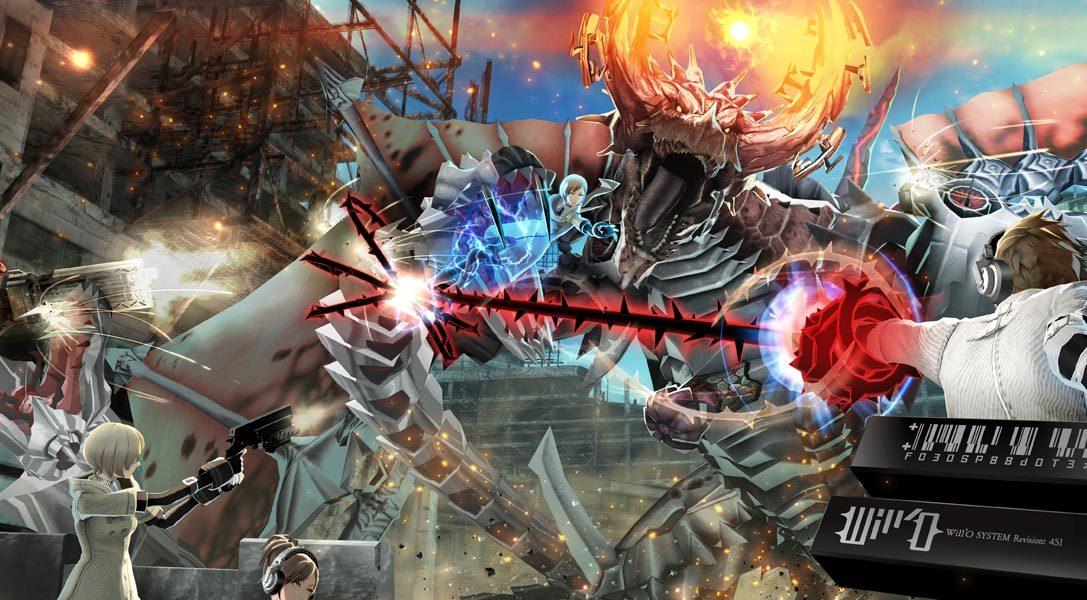 [Update] Freedom Wars sur PS Vita en version boîte