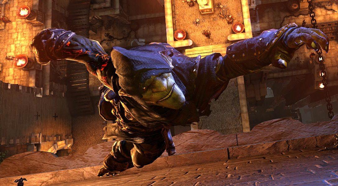 Un premier aperçu de Styx: Master of Shadows, un jeu d'infiltration sur PS4