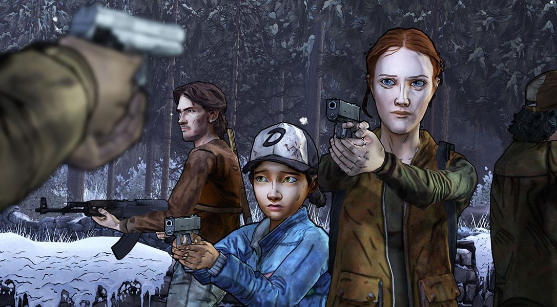 L'épisode 4 de The Walking Dead: Season Two sera disponible le…