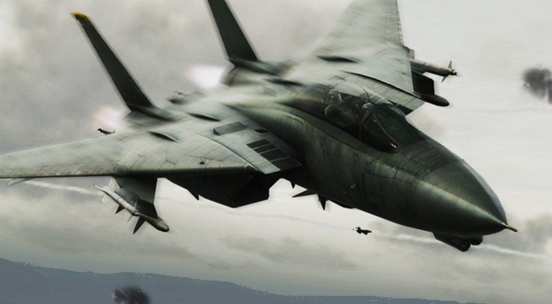 Nouveau contenu pour Ace Combat Infinity sur PS3