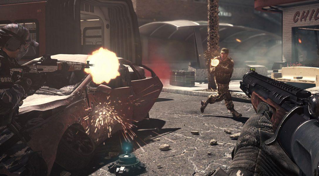 Promotions spéciales Call of Duty sur PS4, PS3 et PS Vita