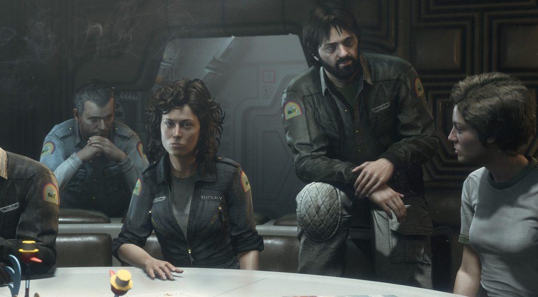 Comment incarner la mythique Ellen Ripley dans le futur Alien: Isolation ?