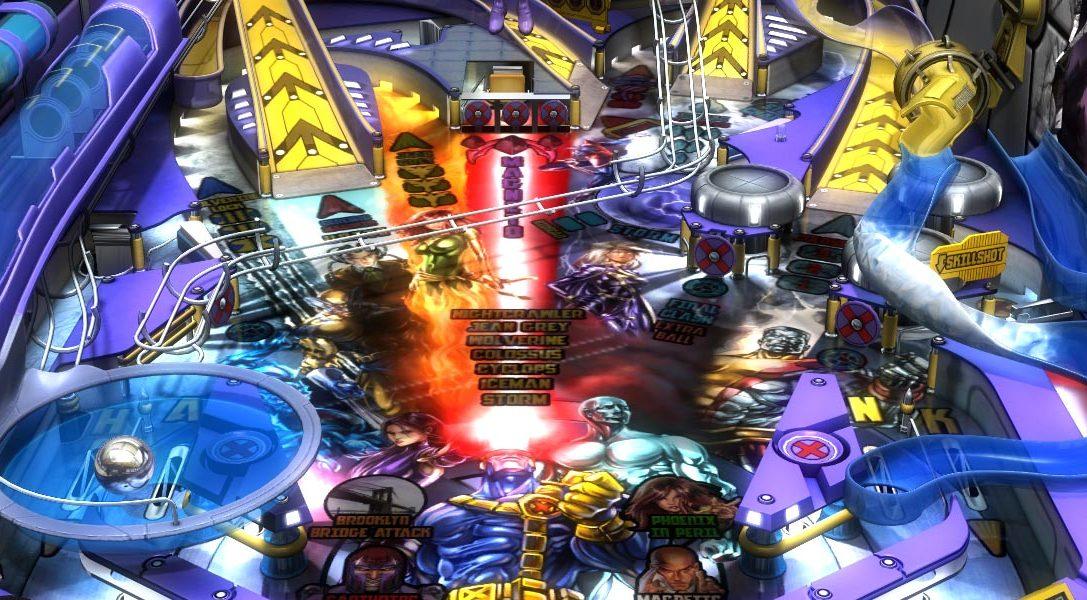 De nouvelles tables cross-buy Zen Pinball 2 sur PS4 dès la semaine prochaine