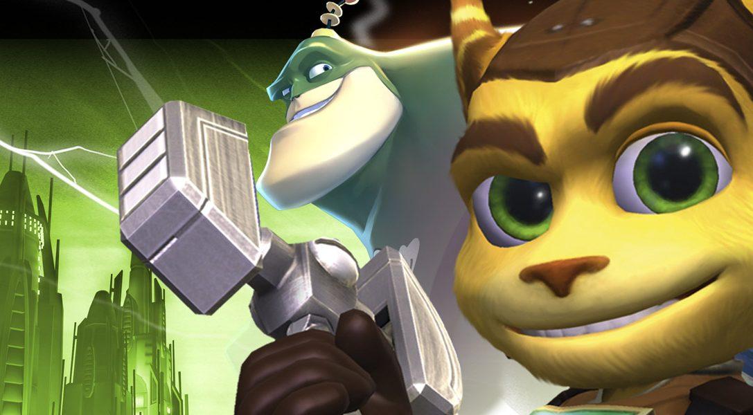 Ratchet & Clank Trilogy est disponible sur PS Vita