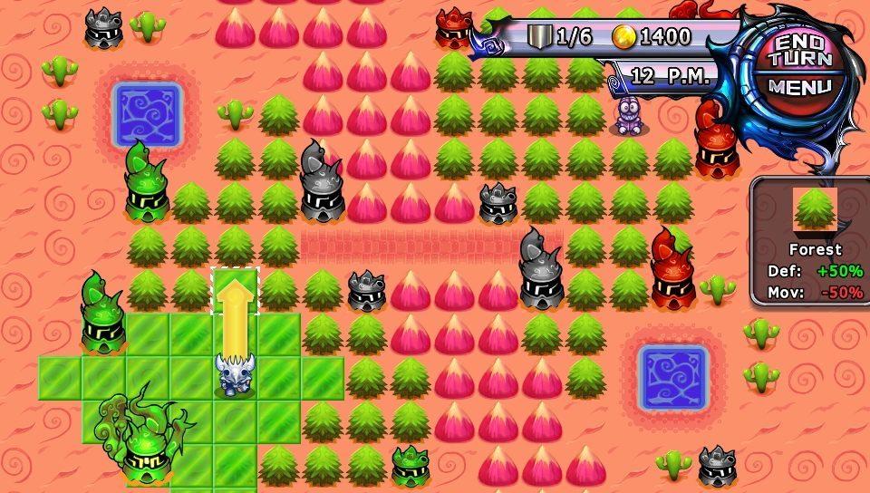 Desert Ashes, un nouveau jeu de stratégie au tour par tour à venir sur PS Vita