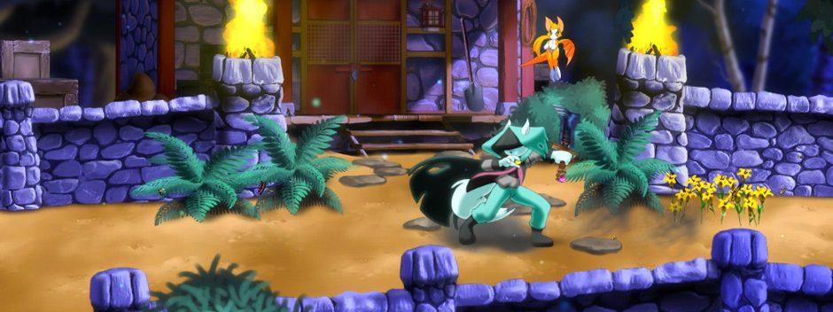 Dust: An Elysian Tail arrive bientôt sur PS4