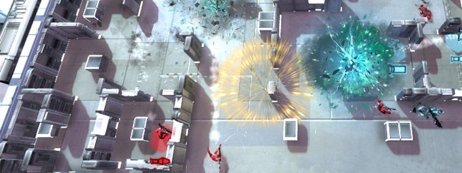 Frozen Synapse Tactics sur PS Vita change de nom et devient…