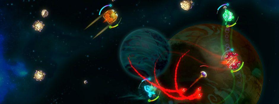 In Space We Brawl vous réserve des moments chaotiques dans votre salon sur PS4 et PS3