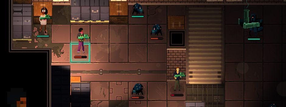 Inner City Kids, un jeu de stratégie «modulable» au tour par tour bientôt sur PS Vita