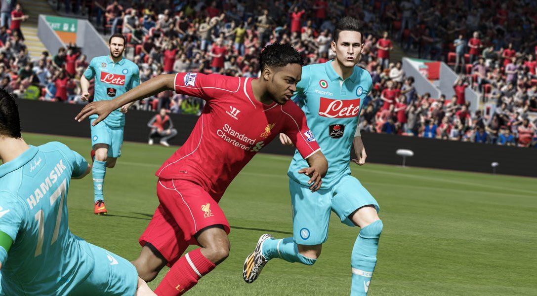 Après la Coupe du monde, le nouveau rôle des gardiens dans FIFA 15 sur PS4
