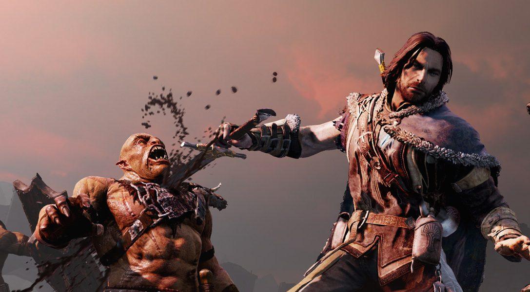 La Terre du Milieu: L'Ombre du Mordor, la démo Gamescom sur PS4