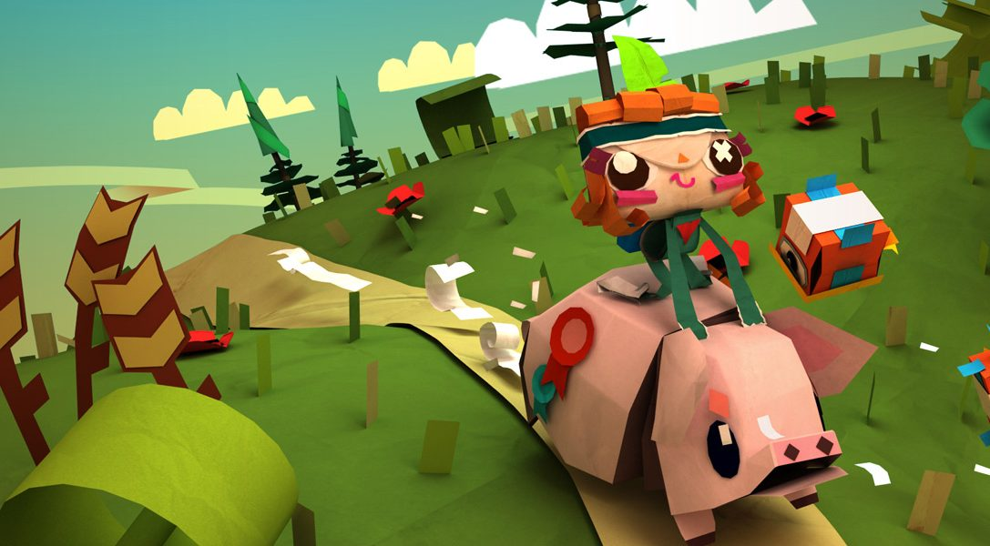 Le Méga Pack Aventure PS Vita sortira cet automne avec 5 jeux
