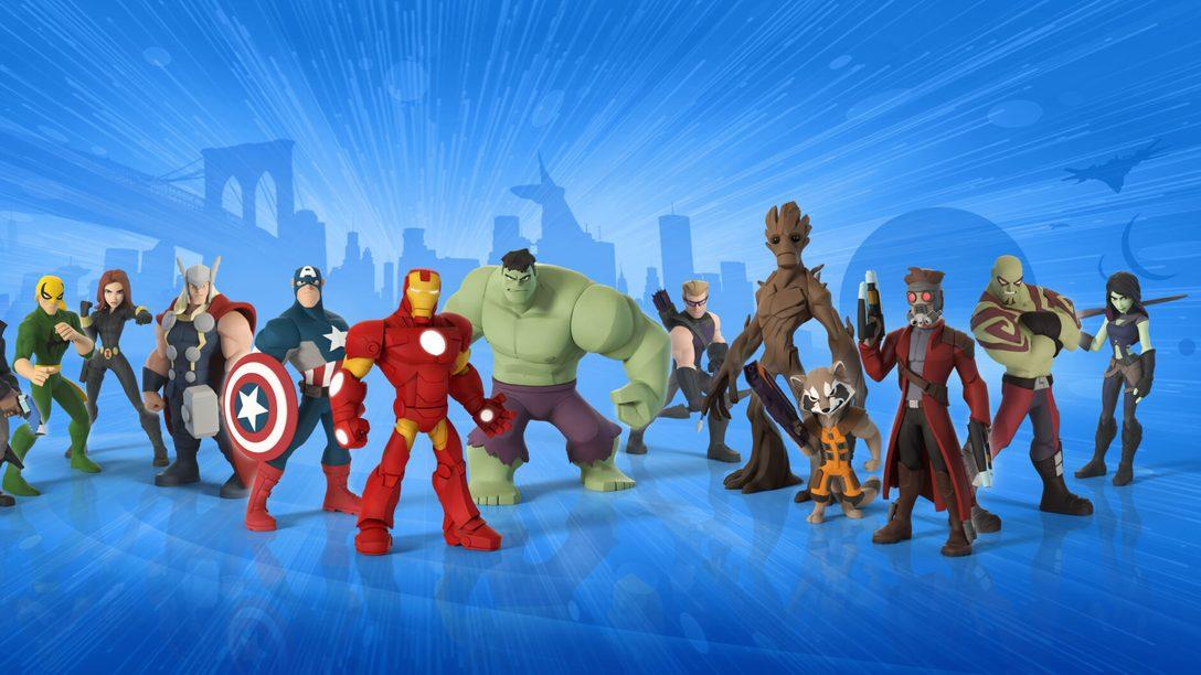 Disney Infinity 2.0 : nouvelles figurines, nouvelle Toy Box, un infini de possibilités