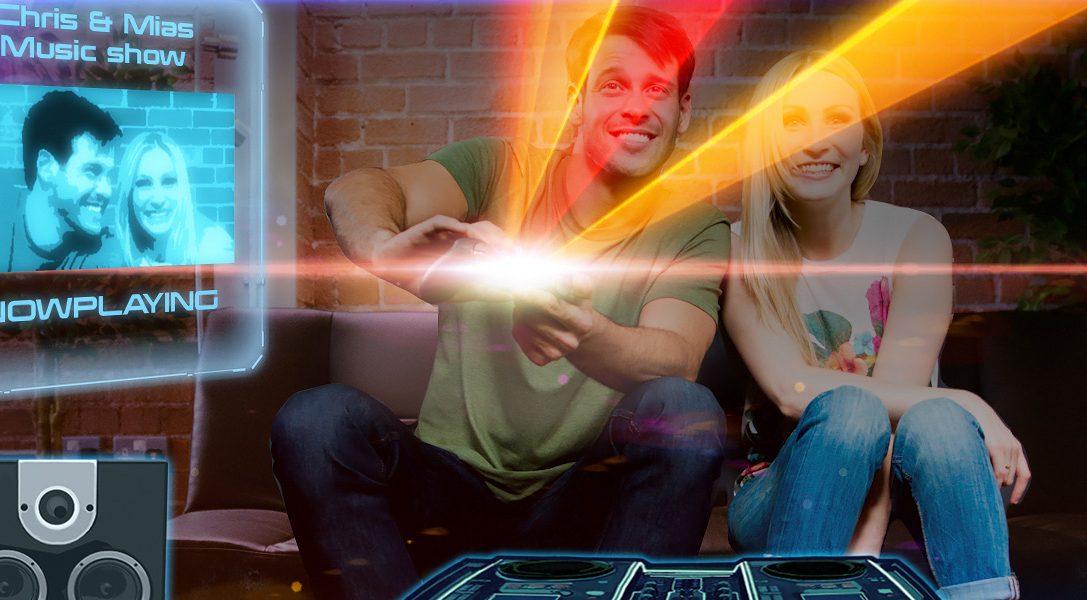 THE PLAYROOM : découvrez tous les détails du Studio de Réalité Augmentée