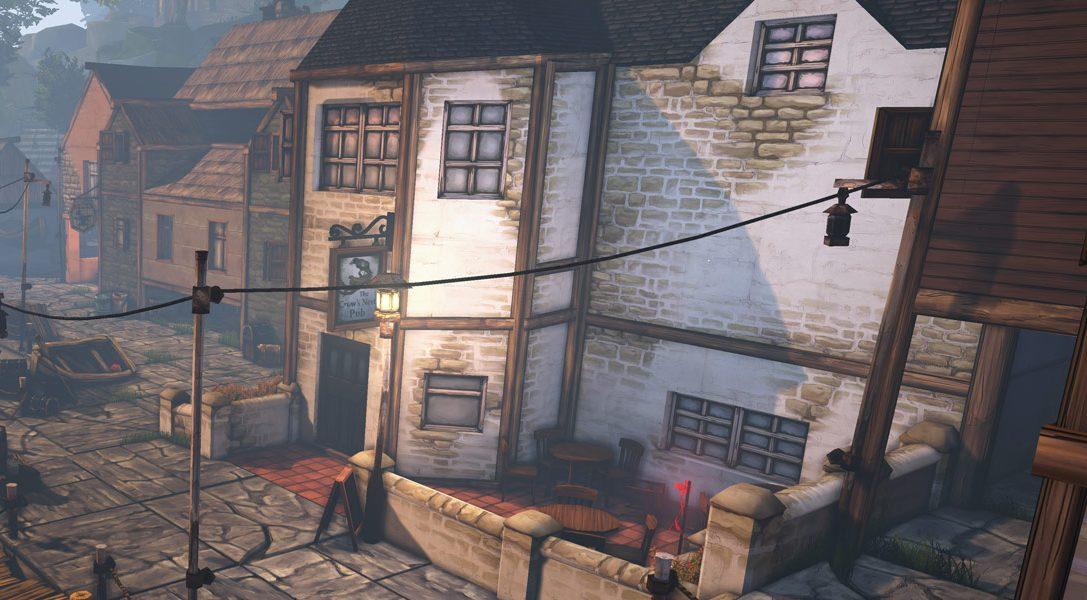 Ether One, un jeu d'aventure et d'exploration mentale prévu sur PS4