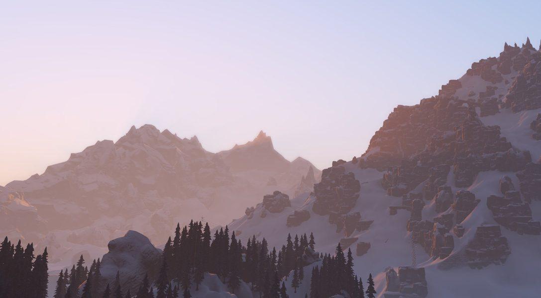 SNOW, jeu de sports d'hiver en libre exploration, arrive sur PS4