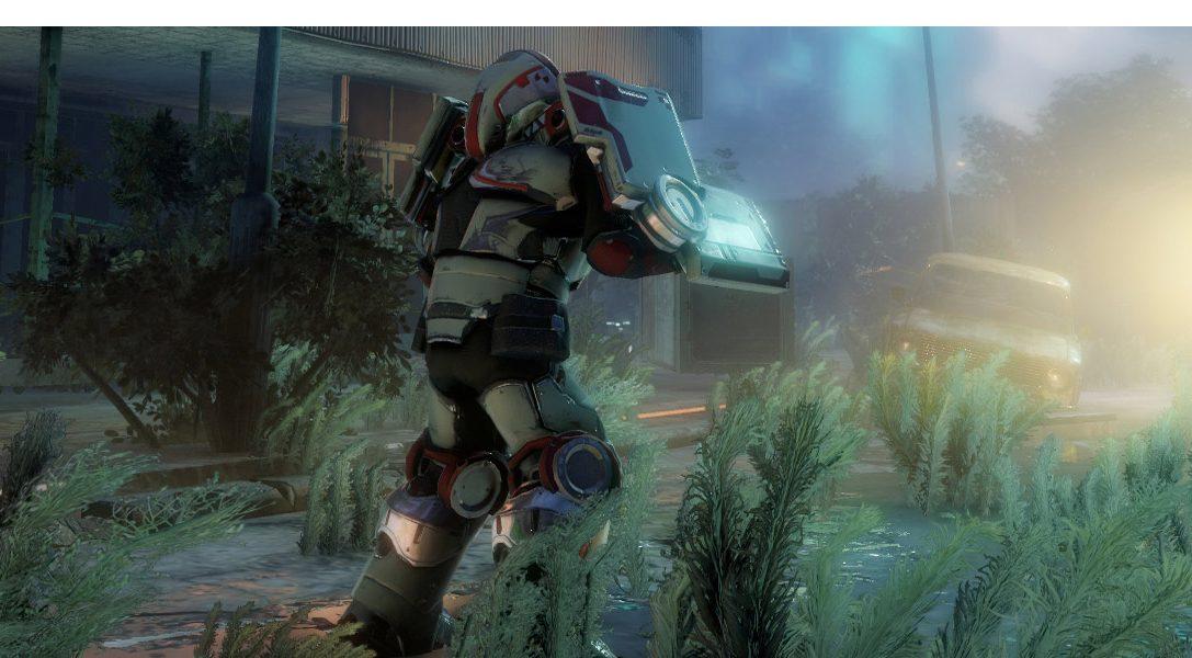 Alienation dévoilé lors de la Gamescom 2014