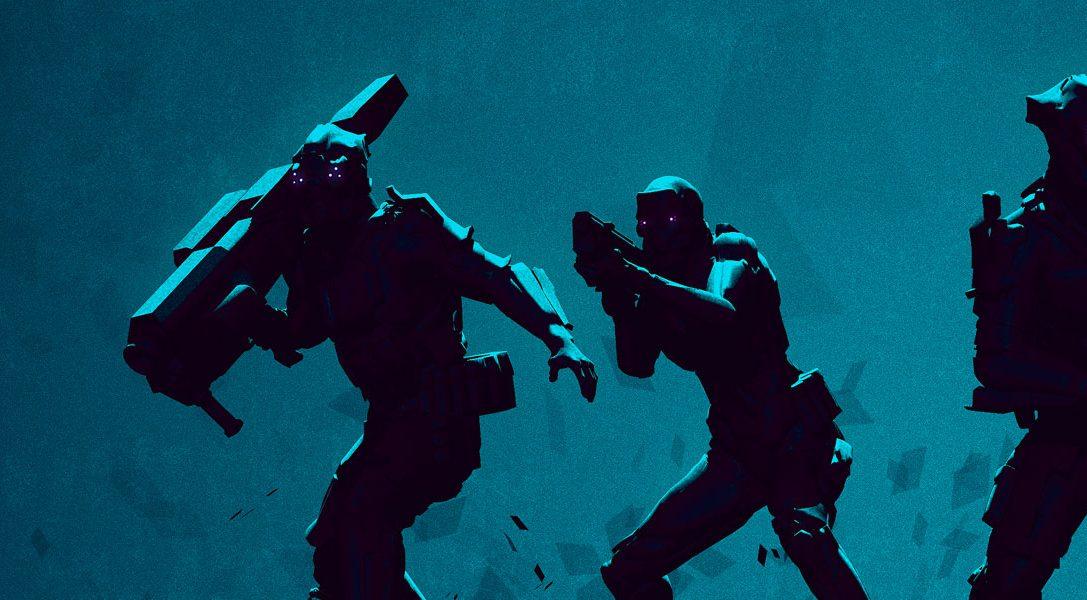 Hollowpoint de Ruffian Games fera ses débuts console sur PS4