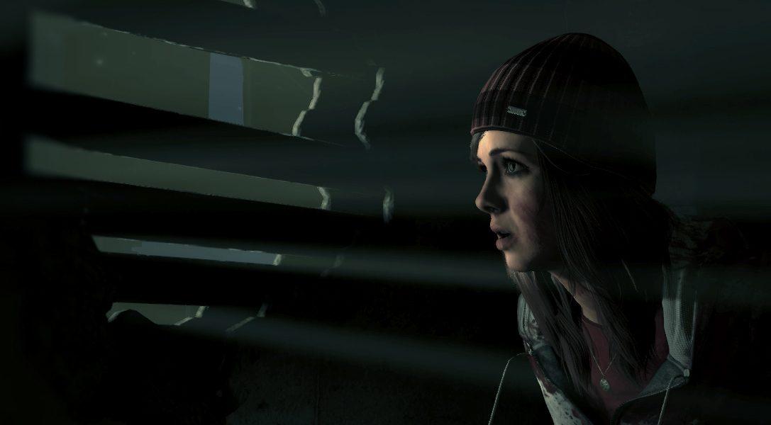 Until Dawn sur PS4 dévoilé à la gamescom 2014