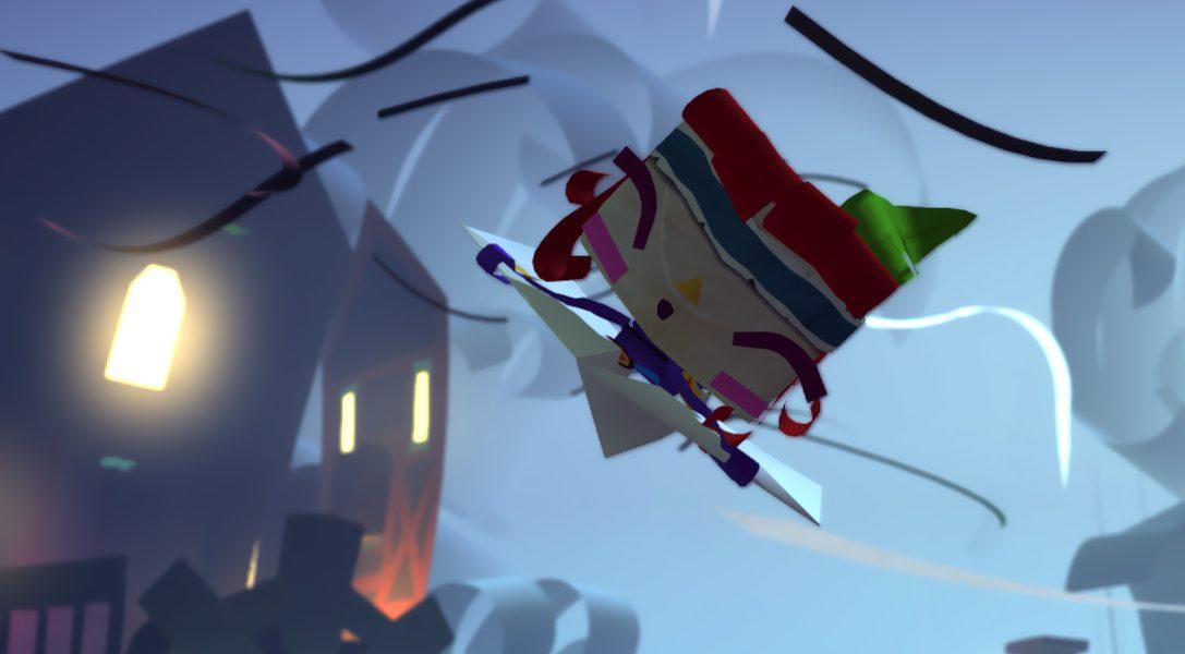 Tearaway Unfolded dévoilé pour PS4