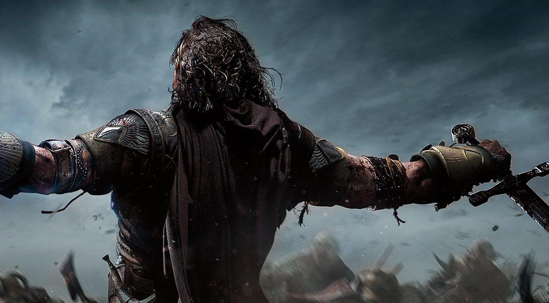 La Terre du Milieu : L'Ombre du Mordor, les bonus exclusifs de pré-commande PlayStation dévoilés