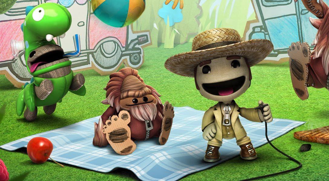 LittleBigPlanet 3 : bonus de pré-commande et date de sortie