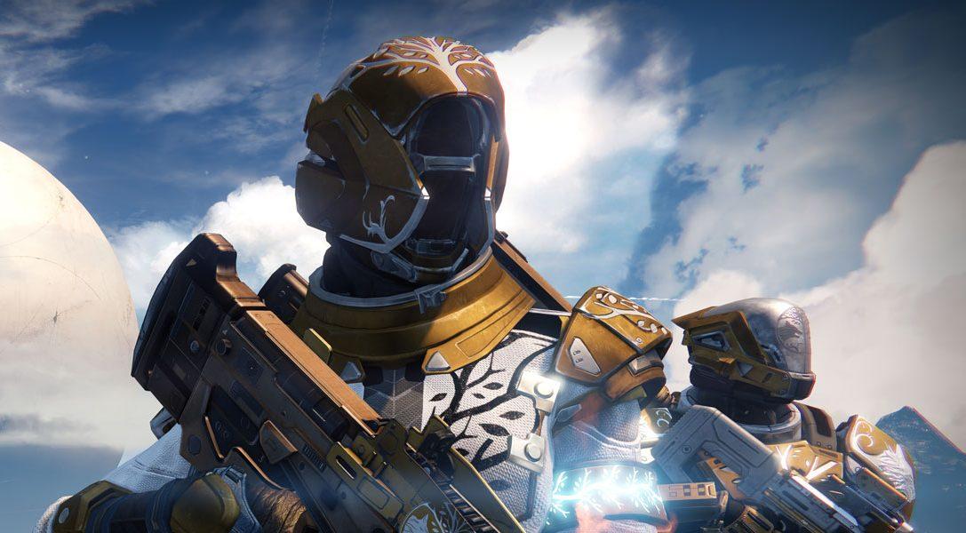 Destiny : tous les contenus exclusifs PlayStation montrés en vidéo