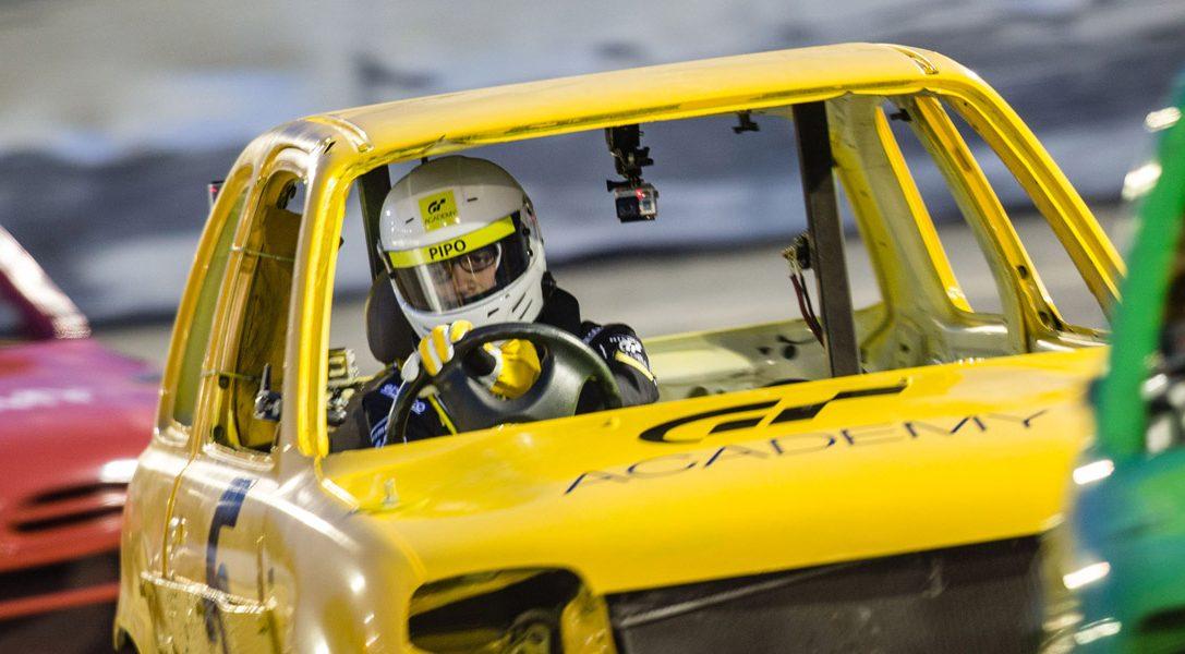 Le Race Camp européen de la GT Academy 2014 a commencé