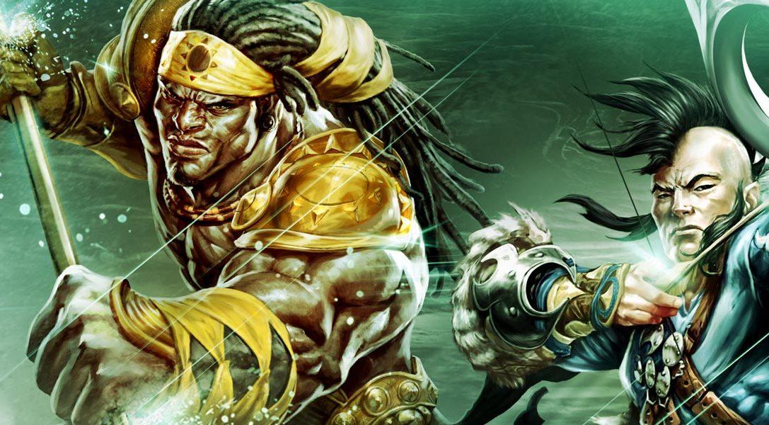 Sacred 3 est disponible sur PlayStation 3