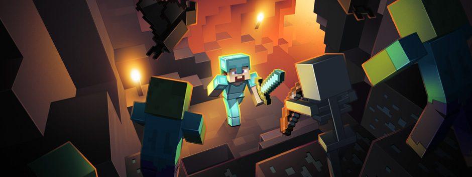 Minecraft PS4 Edition est disponible sur le PlayStation Store