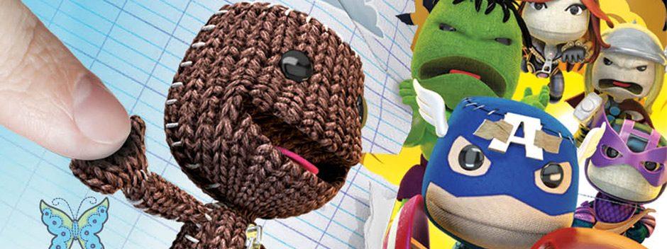 LittleBigPlanet PS Vita Marvel Super Hero Edition prévu pour novembre