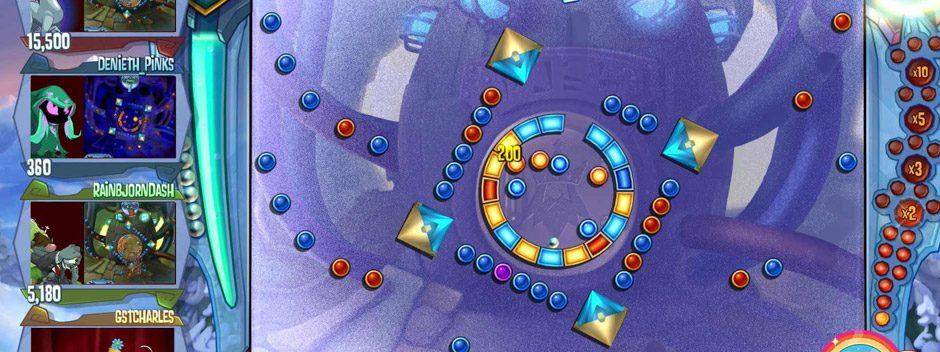 Peggle 2 arrive sur PS4 le mois prochain, regardez un Twitch du jeu demain avec les devs