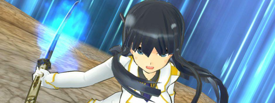 Senran Kagura Shinovi Versus sortira le 15 octobre sur PS Vita