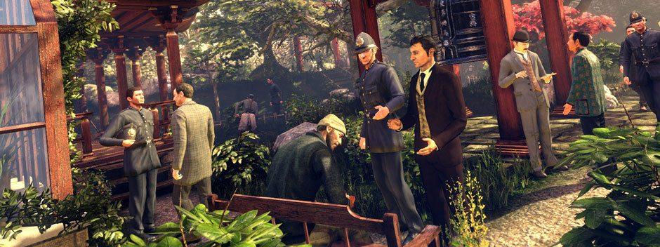 J'ai interviewé le studio Frogwares pour la sortie du dernier jeu Sherlock Holmes