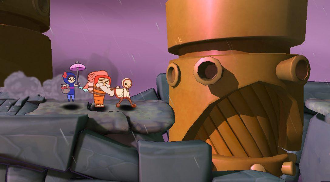 Shu : un jeu d'aventure inspiré de Klonoa et L'Odyssée d'Abe prévu sur PS4, PS3 et PS Vita