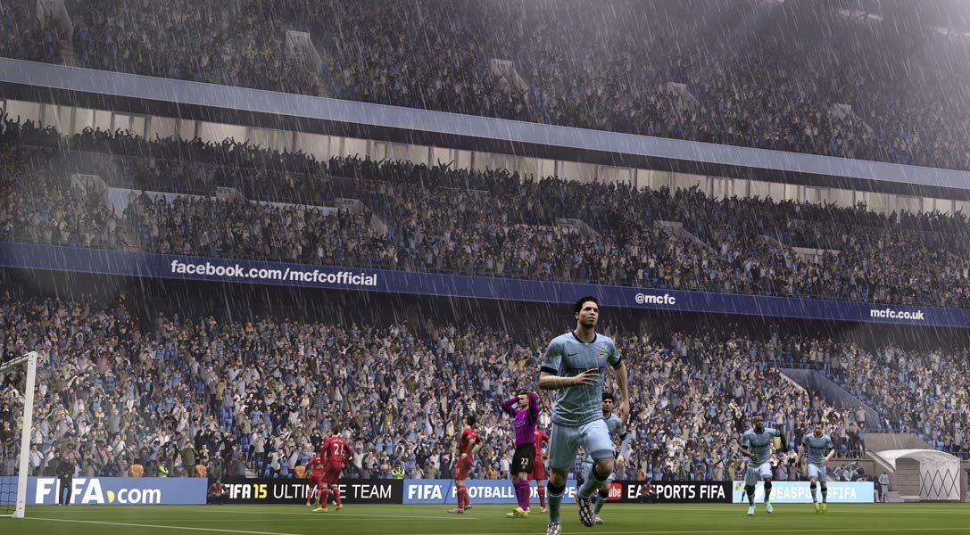 Mise à jour du PlayStation Store : FIFA 15, démo PES 2015 et de nombreuses promotions…