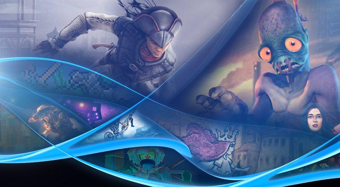 Nouvelles promotions sur le PlayStation Store : Child of Light, Trials Fusion, Transistor, Rogue Legacy, Oddworld et bien plus…