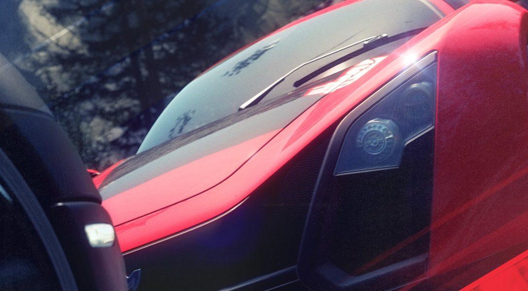 Voici les deux nouveaux packs DRIVECLUB + PS4