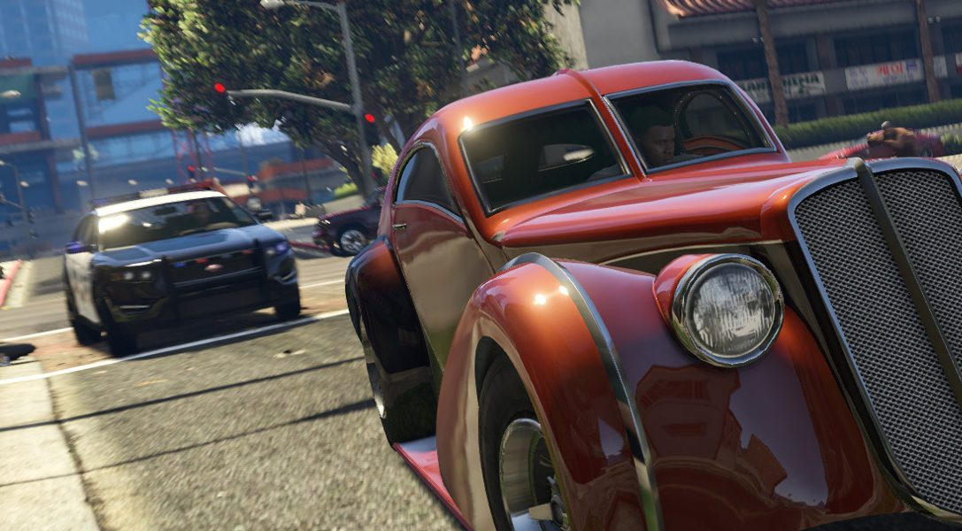 Grand Theft Auto V sortira le 18 novembre sur PS4
