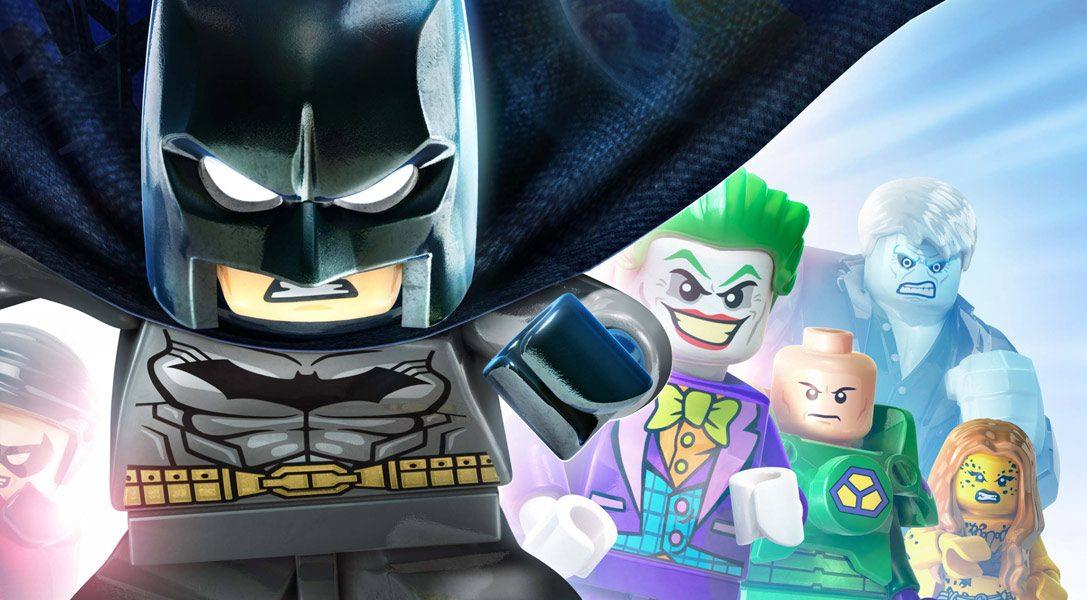 LEGO Batman 3: Beyond Gotham, découvrez les personnages exclusifs aux versions PlayStation