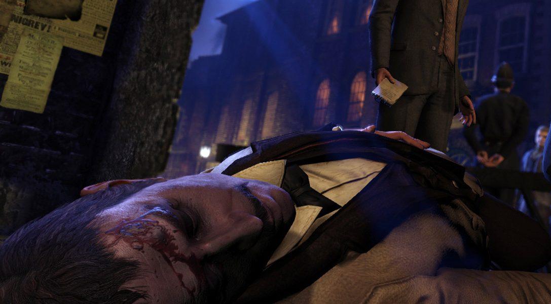 Nouvelle bande annonce gameplay de Sherlock Holmes: Crimes & Punishments