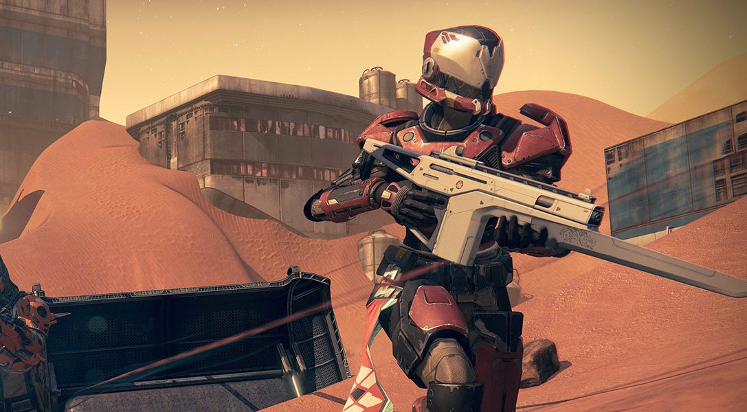 Destiny : découvrez en vidéo la mission Dust Palace sur Mars, une exclusivité PlayStation