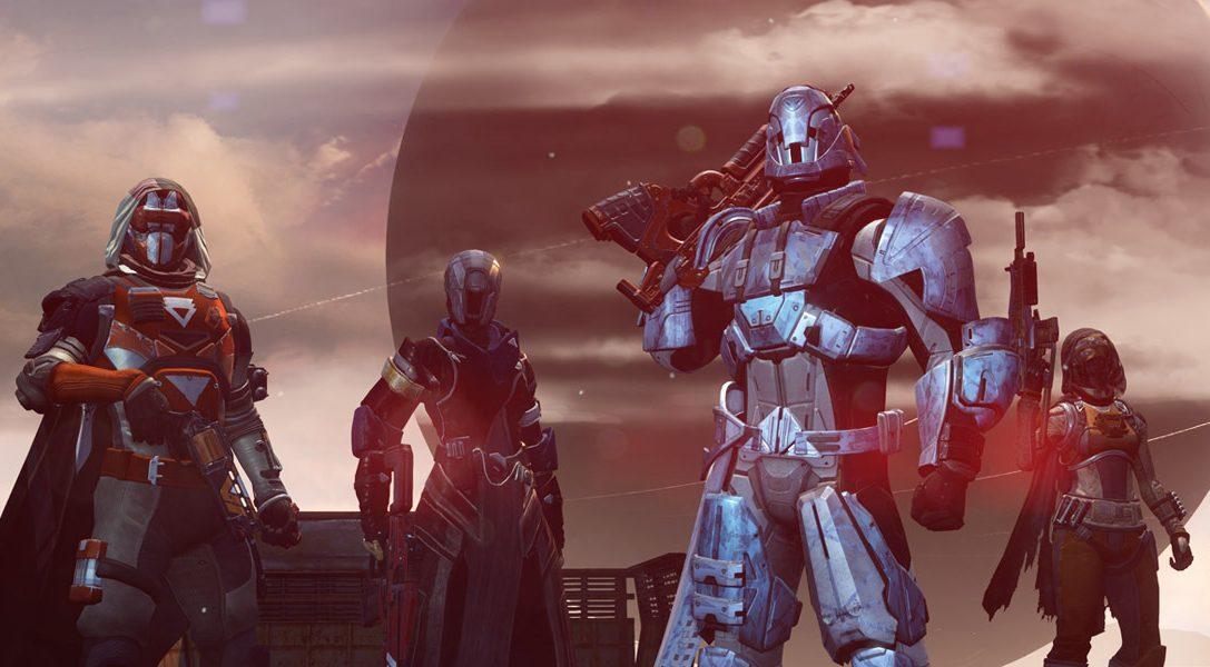Destiny : découvrez la map Exodus Blue, une exclusivité PlayStation
