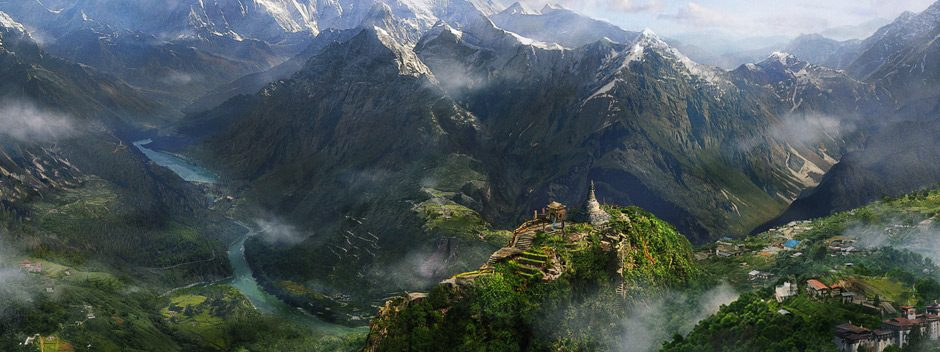 Top 8 des plus belles actions Far Cry 4 en vidéo