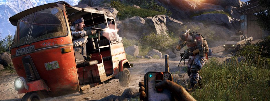Deux activités Far Cry 4 à ne pas manquer avec la communauté PlayStation